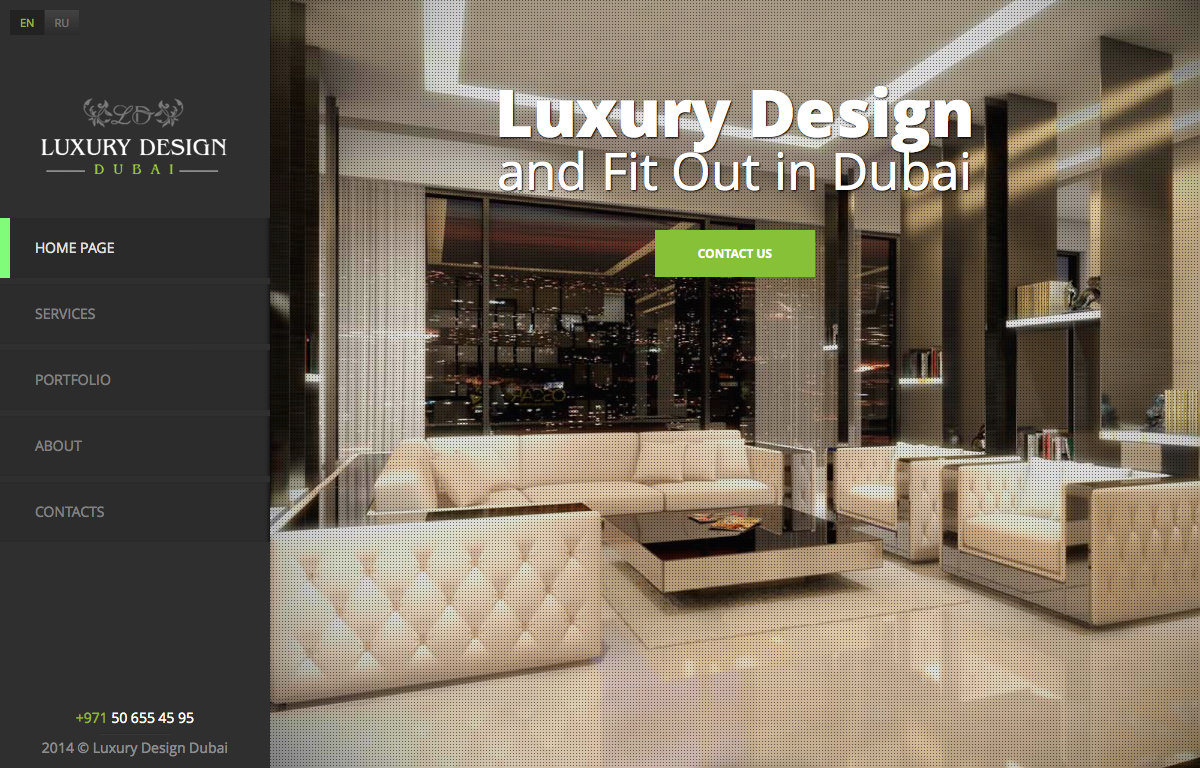 Luxury Design and Fit out in Dubai