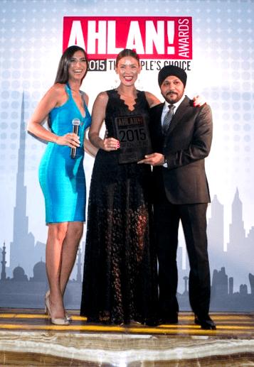 Ahlan Awards 2015-2